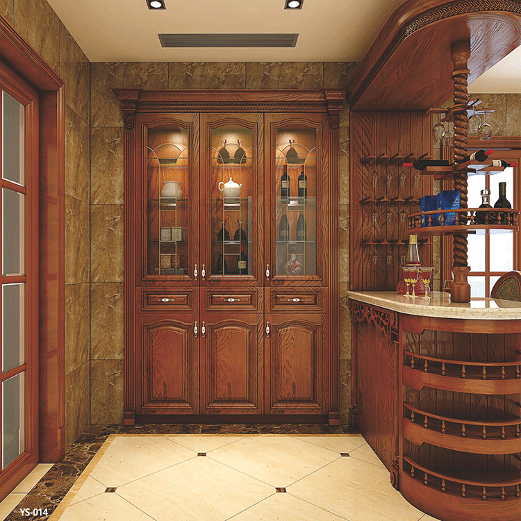 依莱客尔家具-酒柜