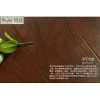 厂家直销 美国 黑胡桃 实木复合地板