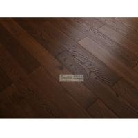 供应 橡木 碳化 复古 拉丝 实木复合地板