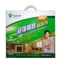 格瑞卫康超强装修除味剂新房家具除甲醛油漆味甲醛清除剂190㎡