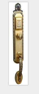 鐵神 mr-59 智能指紋鎖