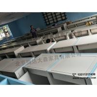 液晶屏翻转电脑桌 电教室培训桌 多媒体升降电脑桌DS-JS0