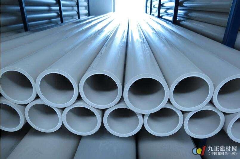PVC管材(聚氯乙烯)