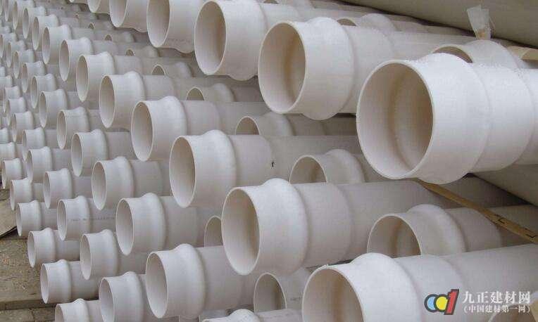 PVC管材管壁起泡和厚度不均分析