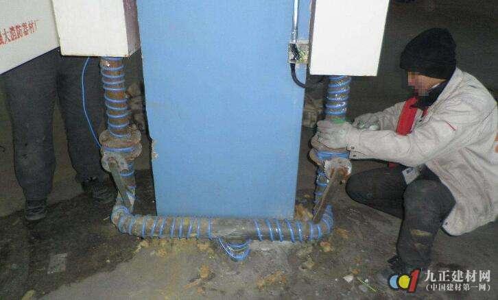 自来水管怎样防冻?而PPR水管防冻技巧