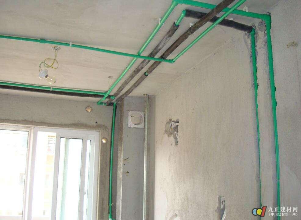 小区厨房下水管结构图