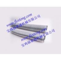 宁夏福莱通销售双勾镀锌蛇皮管 优质电线电缆保护软管