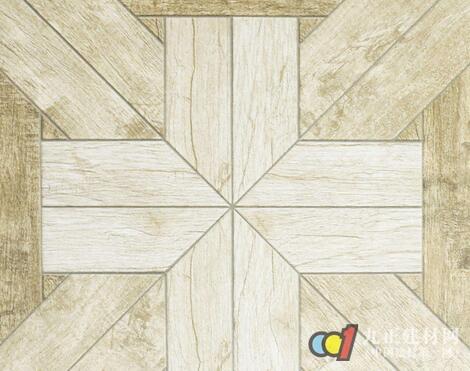 小块砖能丰富小空间;原则上欧式古典可用小尺寸仿古砖,现代时尚可用大