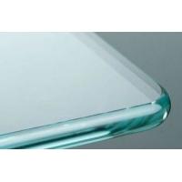 4毫米钢化玻璃雨棚玻璃