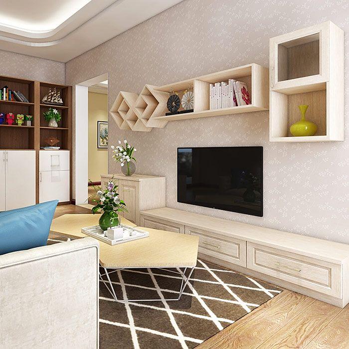 电视柜定制丨达斐丽衣柜定制丨全屋定制家具丨定制电视柜