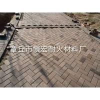 棕色景观砖、烧结砖、透水砖、耐火砖