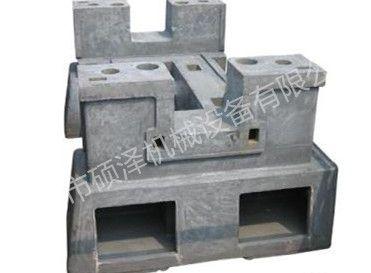 机床底座 立车底座车床底座铸件 大型机床铸件