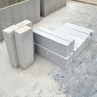 轻质砖销售 多规格汽蒸混凝土砌块砖