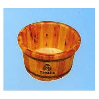 永佳木桶-双边浴足盆
