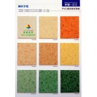 华塑地板神州9号密实底PVC塑胶卷材地板HS9005上海