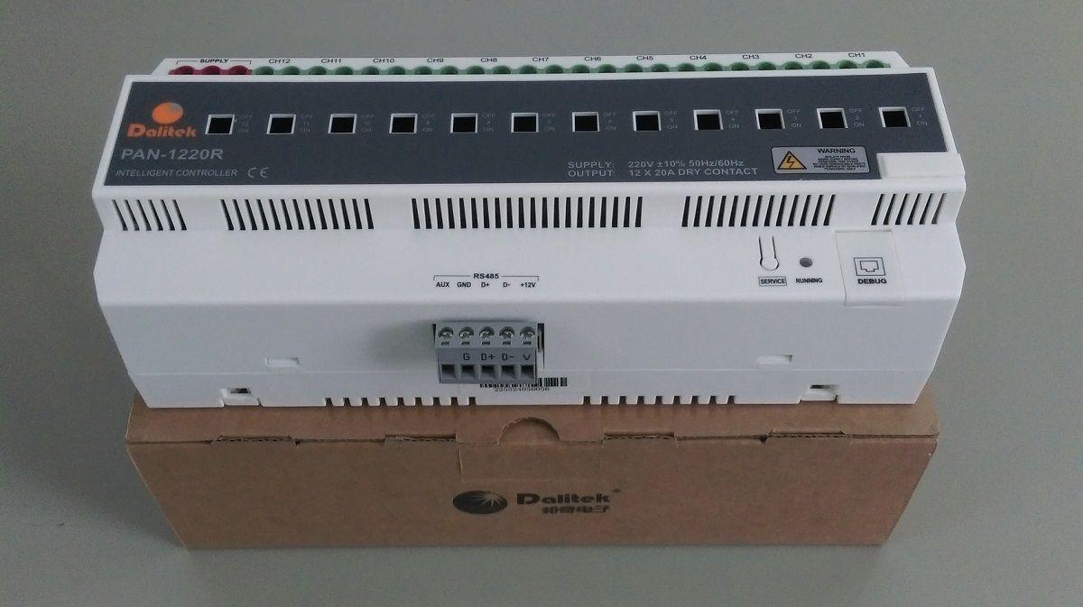 邦奇智能照明_12路智能照明开关量模块 - 邦奇 - 九正建材网