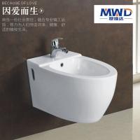 穆维达 新款女性专用妇洗器OEM 时尚大气优质陶瓷净身盆