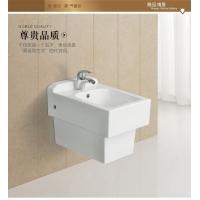 穆维达新款 优质陶瓷妇洗器 女性专用净身盆 专业认证妇洗盆