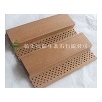 绿保生态木吸音板