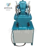 不锈钢冲孔设备生产镀锌管不锈钢冲孔机方管冲45度角设备