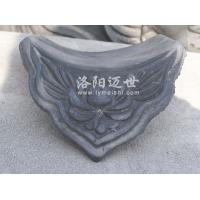 供应滴水   小青瓦   装饰瓦  ——洛阳迈世陶瓷