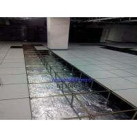 全钢防静电机房地板