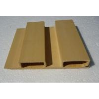 供应137*20长城板/装饰板/生态 木绿可木