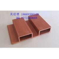 供应180*35长城板/装饰板/生态 木绿可木
