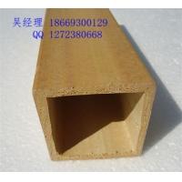 供应50*50方木/装饰板/生态木绿可木