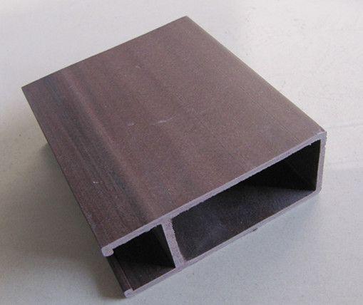 厂家直销生态木100*50组合天花吊顶装饰材料