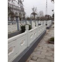供應神木扇形河道護欄等水泥制品