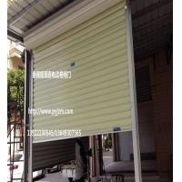 廣州電動卷閘門電動水晶卷閘門車庫門自動玻璃門訂做安裝維修