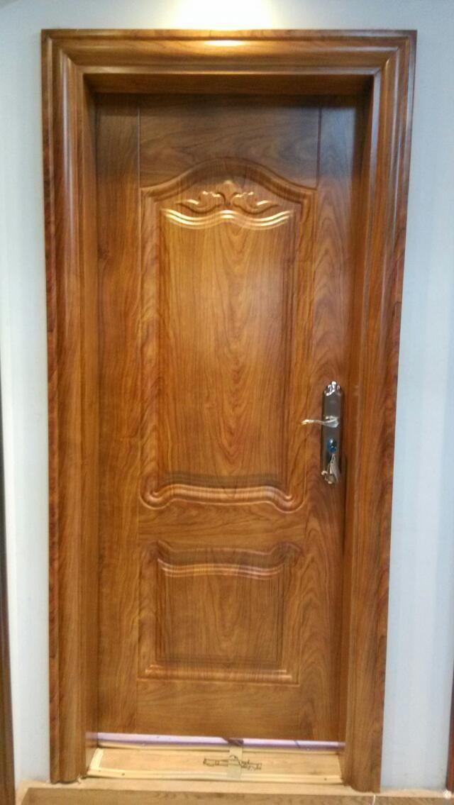 电解板钢质门真正不生锈的电解板门
