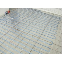合肥家裝發熱電纜毛坯房安裝電地暖