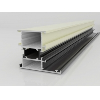 新疆源泰铝业_6063建筑铝型材_断桥隔热铝型材