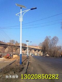 太阳能路灯设计生产厂家河北冀伏太阳能路灯30瓦