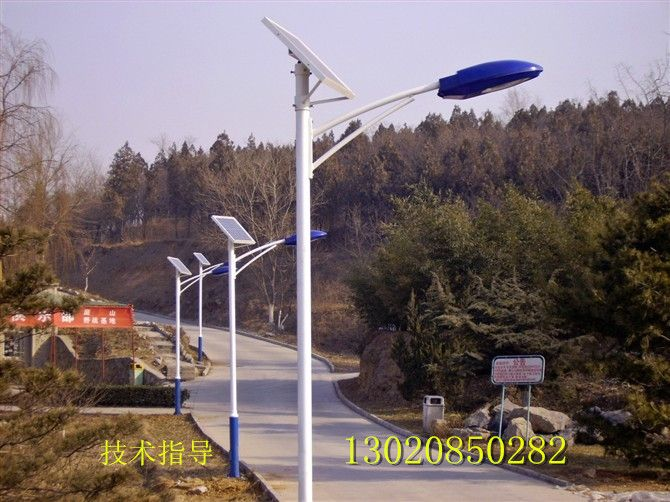 农村太阳能路灯,安国LED太阳能路灯