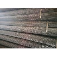网状透水管 硬式透水管 牙山网型硬式透水管