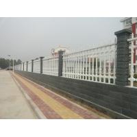 环保护栏、欧式风格、花瓶柱围栏