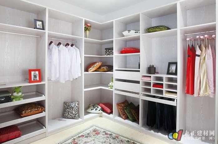整体衣柜的结构 整体衣柜设计标准