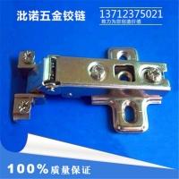 铝框锌合金门**二段力弹簧铰链合金飞机烟斗合页铝框门