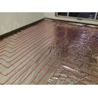 电地暖安装方法及图片 碳纤维发热线图片