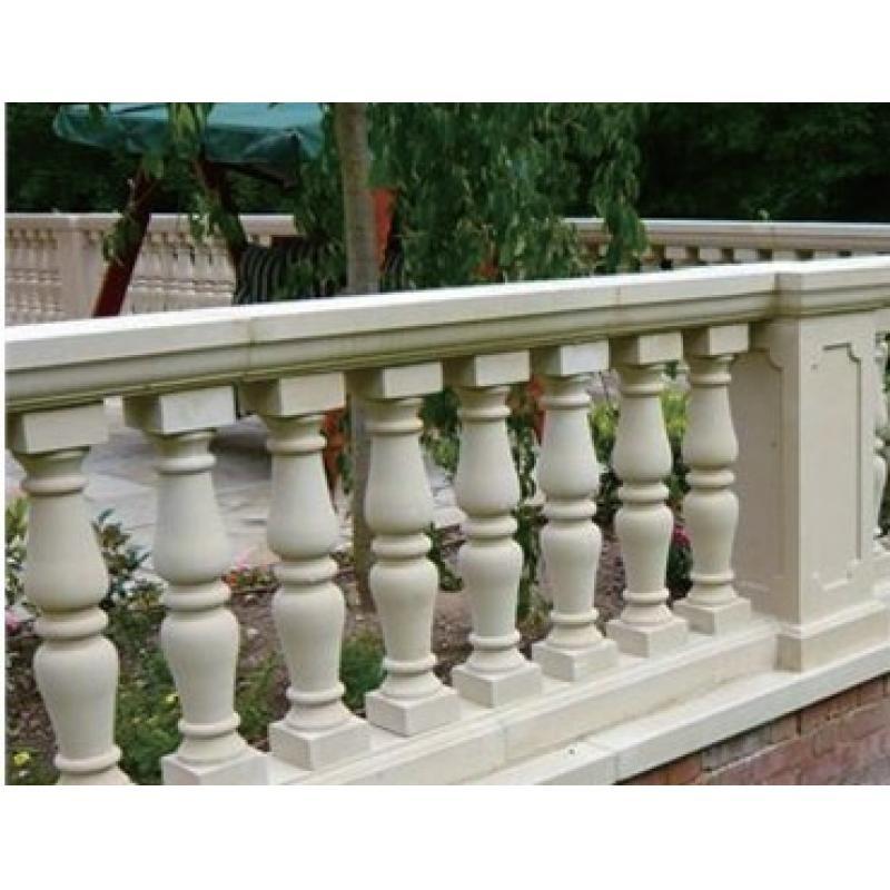 grc构件栏杆罗马柱 广友品牌图片