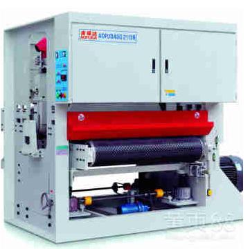 木業機械砂光機、寬帶砂光機、木工砂光機臨沂奧福達木業機械