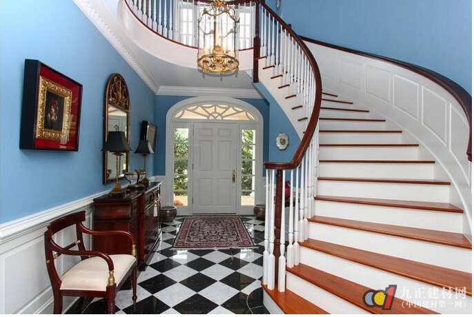 别墅楼梯风水禁忌 楼梯装修风水注意细节