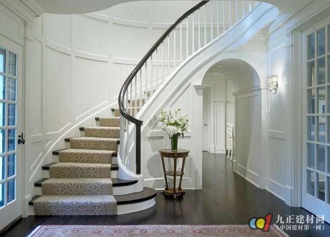 家用楼梯什么材质好 室内楼梯怎么安装图片