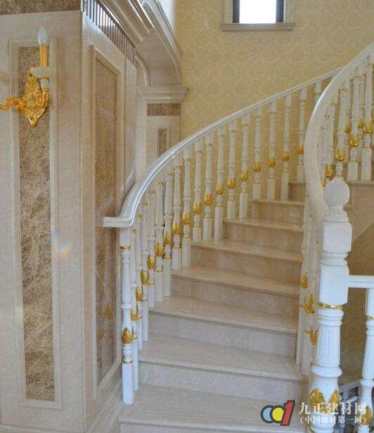 旋转楼梯装修效果图2