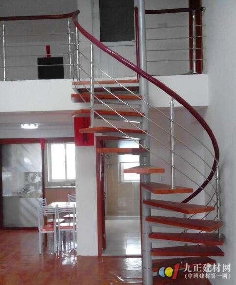 钢木楼梯图片4