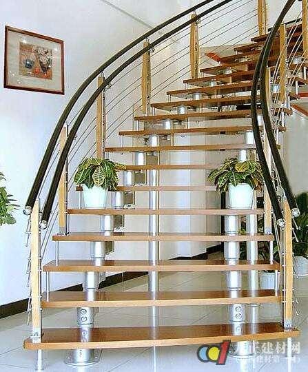 钢木楼梯龙骨