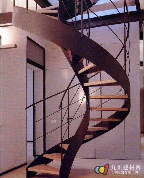 钢木旋转楼梯怎么安装?详细步骤讲解